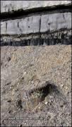 coal cliffs