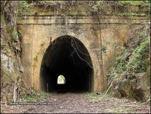 Lilyvale Tunnel No. 1 (tunnel No. 5)