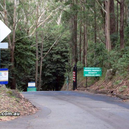 peabody-energy-metropolitan-coal-helensburgh-entrance-gates