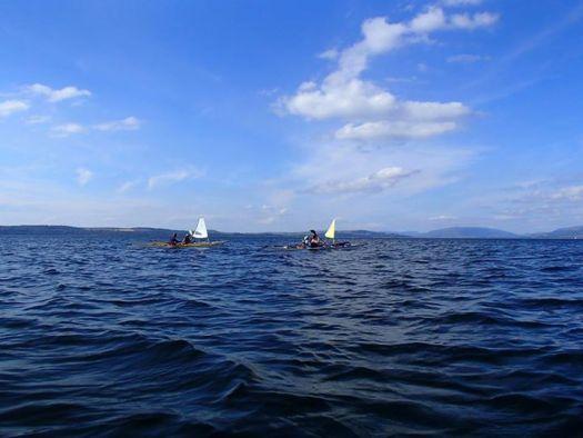 cumbrae sailing 2