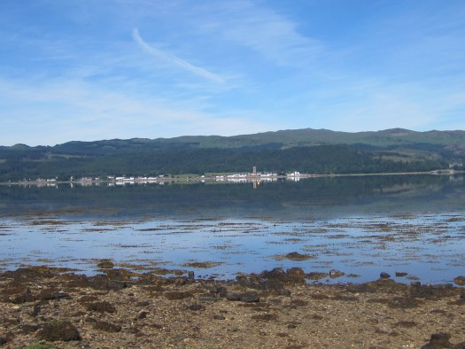Inverary from St Catherines