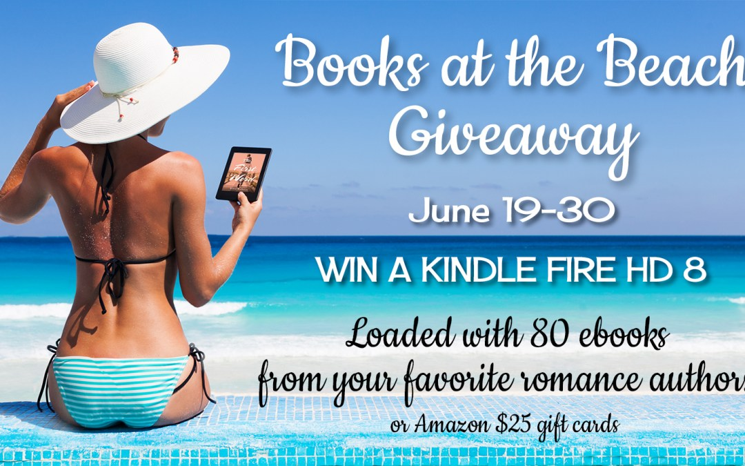 Books at the Beach Giveaway!