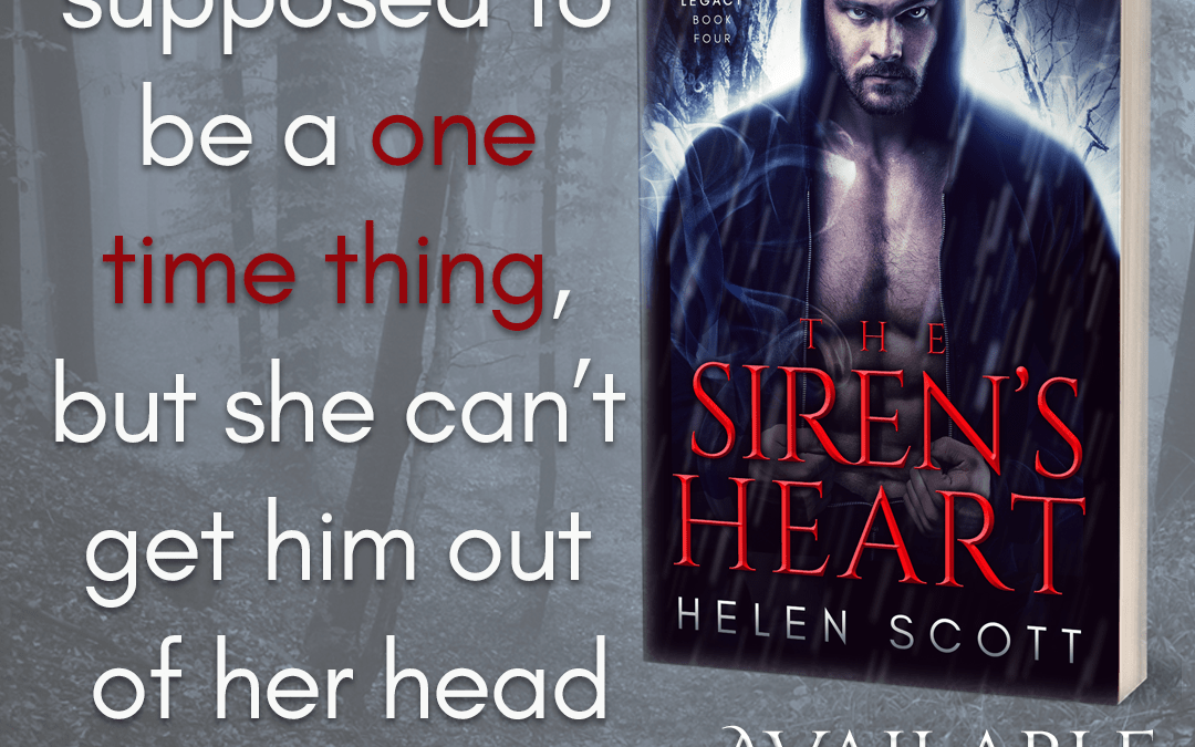 The Siren's Heart is live!