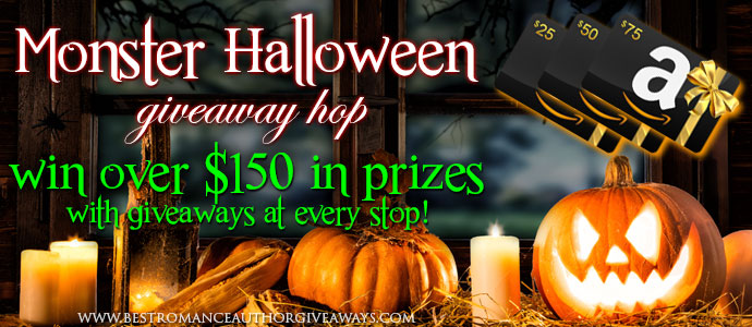 Monster Halloween Giveaway