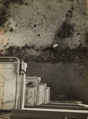 T. Lux Feininger, Bauhaus Dessau