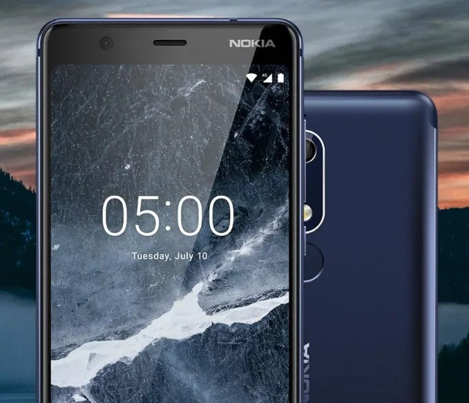 Nokia 5.1. A timeless classic refined. I Nokia Phones