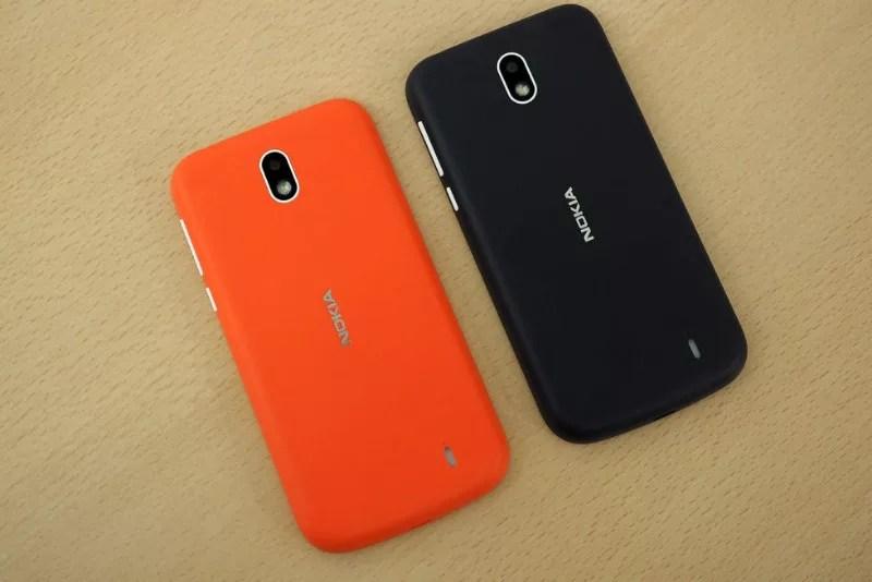 ノキアのエントリースマホ「Nokia 1」はAndroid Goを搭載した低価格モデル!