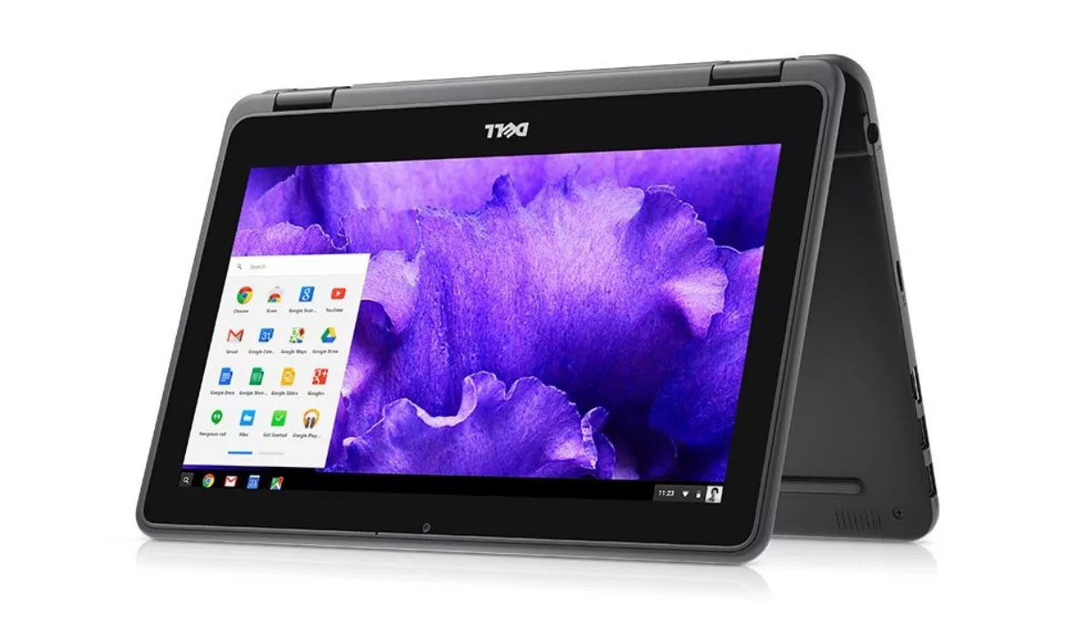 DELLがさりげなく「Inspiron Chromebook 11」と「Inspiron Chromebook 11 2-in-1」という新機種を発表しています。