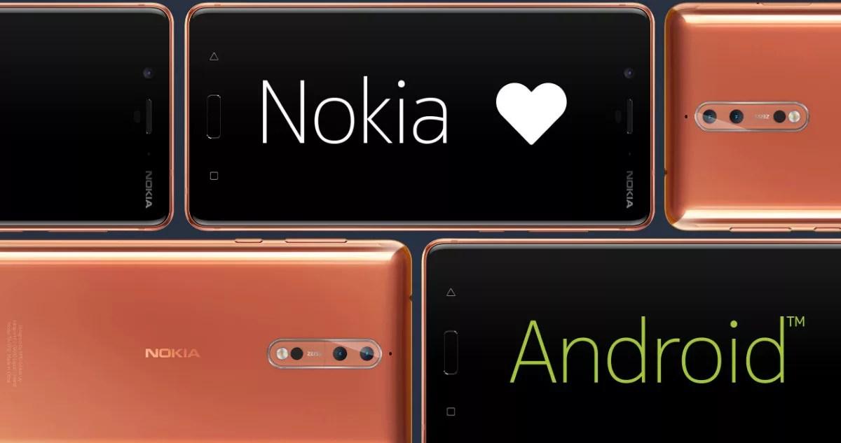 Nokia(ノキア)スマホの対応バンドをまとめておく