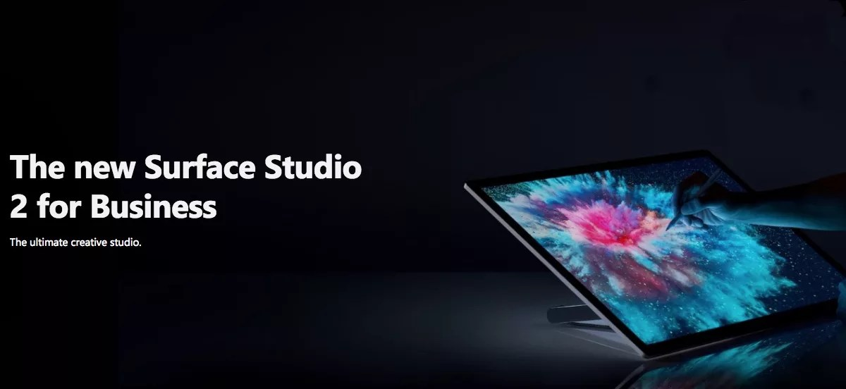 Surface Studio 2 – Microsoft