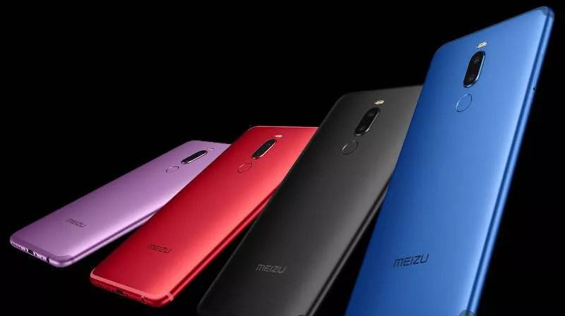 Meizu Note 8 color