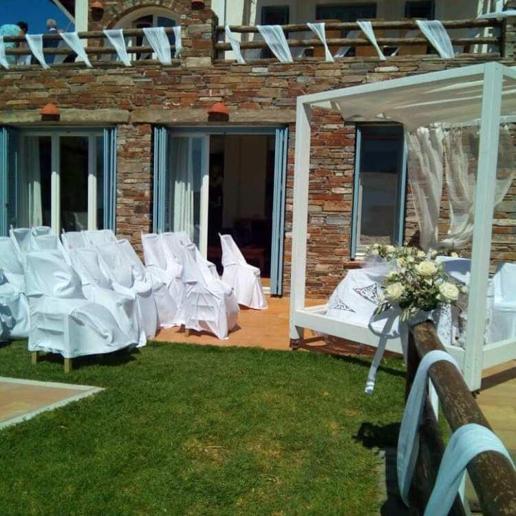 Heliades Villas Wedding Venue