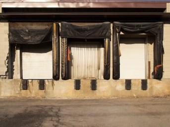 damaged loading dock