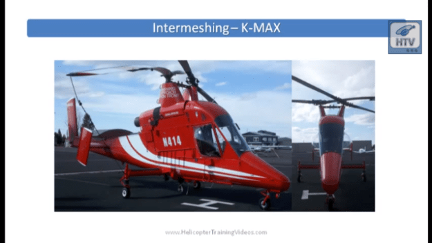 Click to watch a video on Main Rotor Configurations