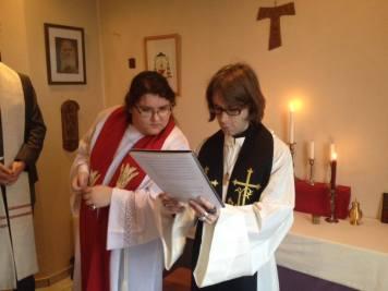 Liturgie de consécration