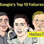 google top 10 failures