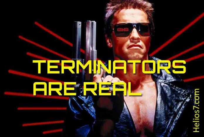 terminator are real