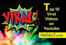 top 10 viral youtube videos