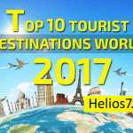 top 10 tourist destinations world