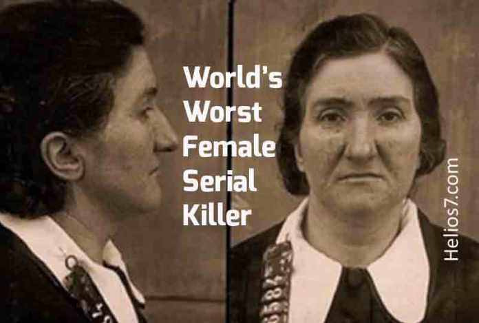serial killer female