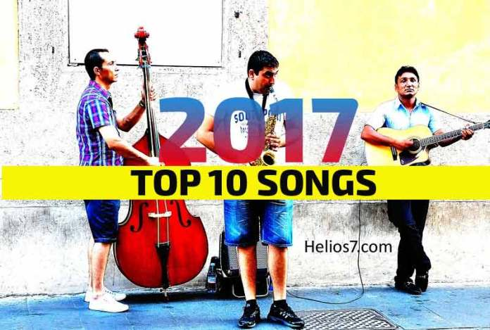 2017 top 10 songs