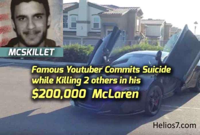 mcskillet youtuber killed