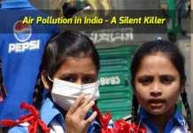 air pollution india