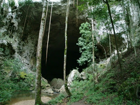 Rio Frio Cave & Rio On Pools (Belize)