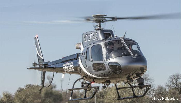 Kansas City Kansas Police Helicopter