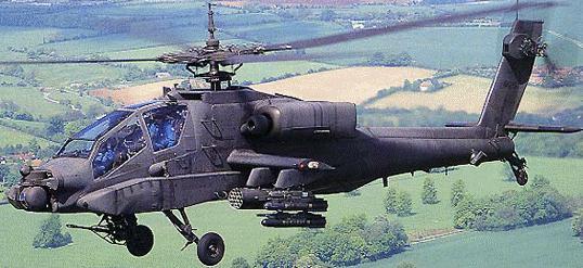 Hughes AH-64A