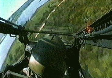 Pilot 's view
