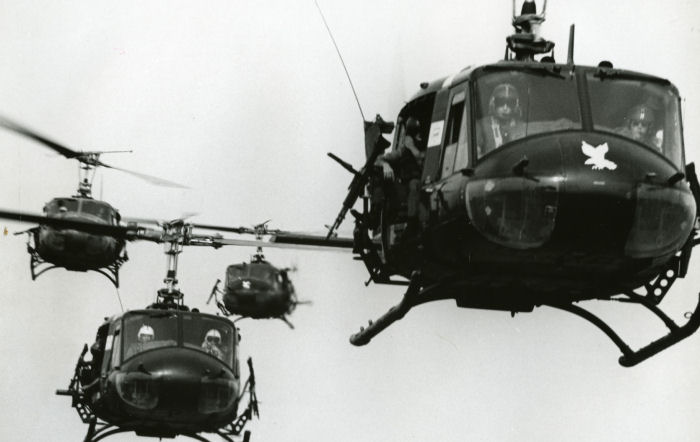 Image result for UH-1 HELICOPTER IN VIETNAM