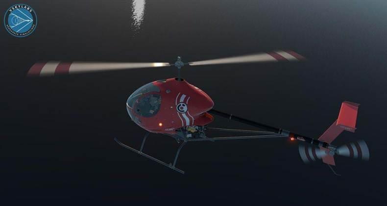 VSKYLABS Cicare-8 for X-Plane