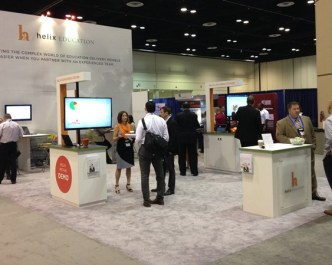Helix Education at EDUCAUSE 2014