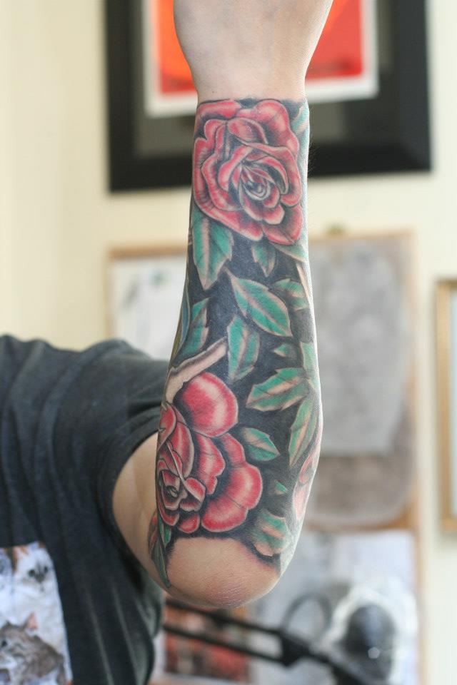 San Francisco Bay Area Tattoo Artist Victor Trujillo Tattoos San Francisco Color Tattoos