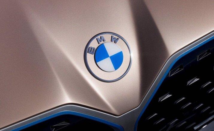 το λογότυπο της BMW