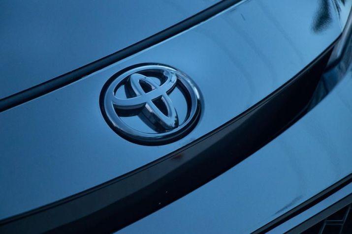 λογότυπο της Toyota