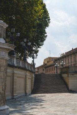 Terraces of Parco della Montagnola
