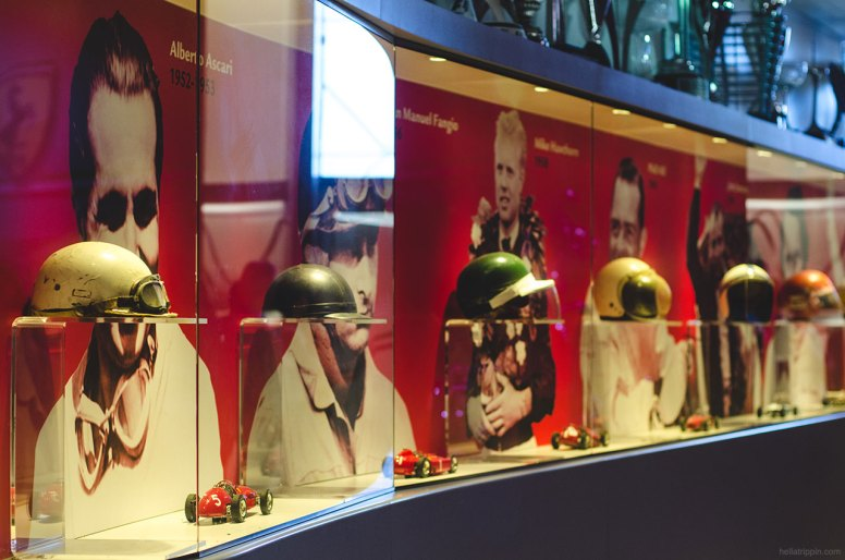 Ferrari F1 World Champions