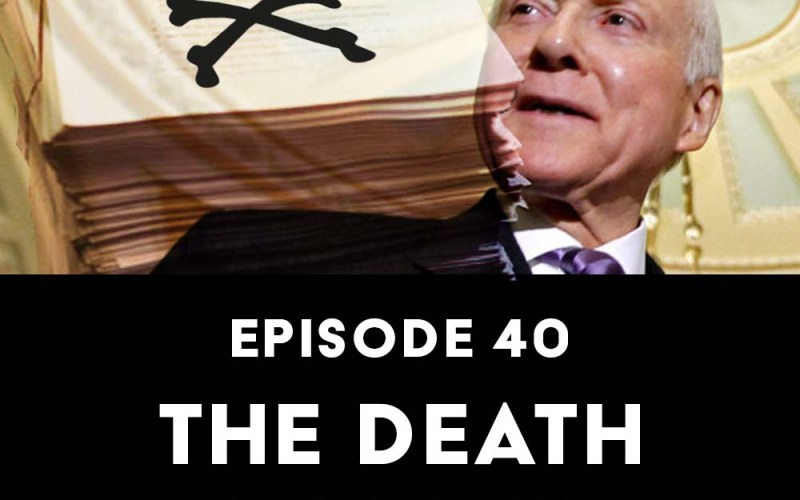 Episode 40: The Death Party