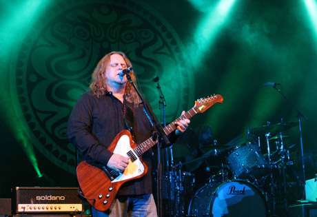 Gov't Mule Live in Toronto by Albert Mansour