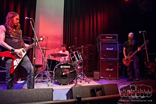 Black Tusk in concert