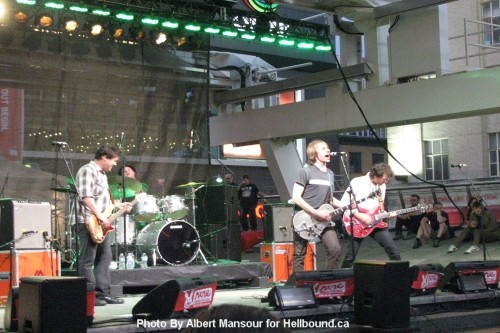 Mudhoney live at NXNE