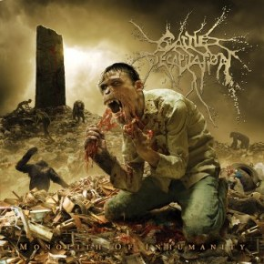 Cattle Decapitation - Monolith of Inhumanity cover art