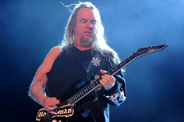 Jeff Hanneman photo by Kevin Winter/Getty Images