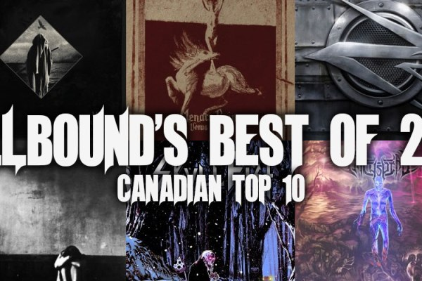 Hellbound's Best of 2014 - Canadian Top 10