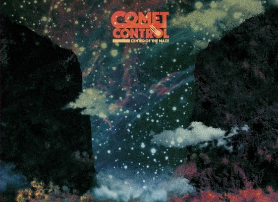 Comet Control Center of the Maze album cover