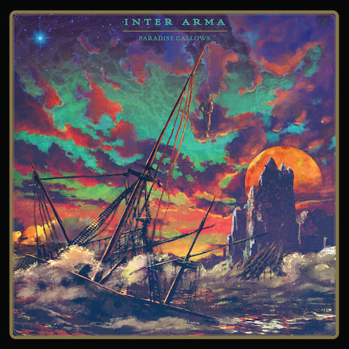 Inter Arma - Paradise Gallows cover