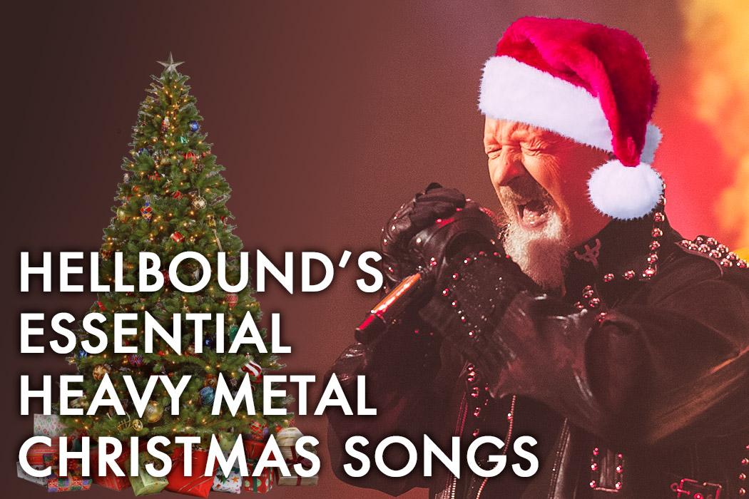 Hellbound's Essential Heavy Metal Christmas Songs