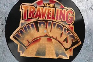 The Traveling Wilburys – Volume 1 (Picture Disc reissue LP)